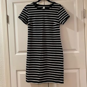 Gap | Striped Cotton Dress | Small